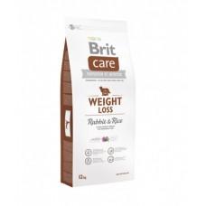 Brit Care Weight Loss Rabbit & Rice для собак склонных к полноте
