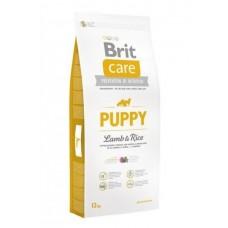 Brit Care Puppy All Breed Lamb & Rice корм для щенков всех пород