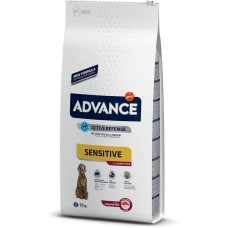 Корм для собак Advance Adult Sensitive  Lamb & Rice 12 кг