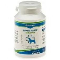 Витамины для собак Canina «Biotin Forte» (для кожи и шерсти)
