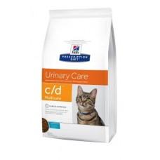 Prescription Diet™ Feline c/d™ Multicare океаническая рыба