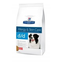 Prescription Diet™ Canine d/d™ Лосось и Рис