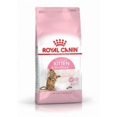 Royal Canin Kitten Sterrilised