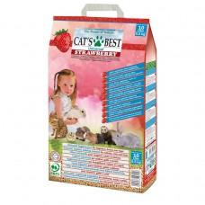 Cats Best (Кетс Бэст) Universal Strawberry гигиенический наполнитель с ароматом клубники