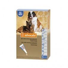 Advocate (Адвокат) капли для собак весом от 25 до 40 кг (1 пипетка)
