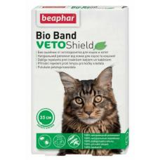 Beaphar Veto Shield Bio Band Ошейник для кошек от блох, клещей и комаров (35 см)