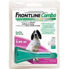 Frontline Combo (Фронтлайн Комбо) L капли от 20 до 40 кг (1 пипетка)