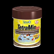 TetraMin Baby (ТетраМин Бейби) корм в виде хлопьев