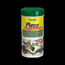 Tetra Pleco Veggie Wafers Корм для травоядных и донных рыб
