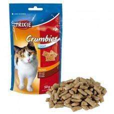 Лакомство для кошек Trixie Crumbies с солодом
