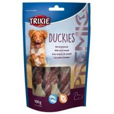 Лакомства для собак Trixie 31538 Premio Duckies Кальциевая косточка с филе утки