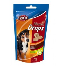 Trixie Chocolate Drops дропсы для собак со вкусом шоколада
