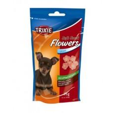 Trixie Soft Snack Flowers Light Лакомство для собак с ягненком и птицей