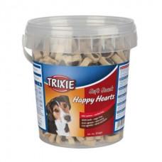 Trixie Soft Snack Happy Hearts Лакомство для собак с ягненком