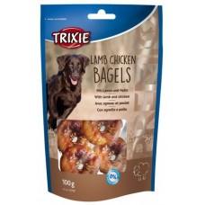 Лакомства для собак Trixie 31707 Premio Lamb & Chicken Bagels с ягненком и курицей