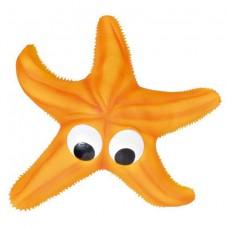 Латексная игрушка для собак Trixie 3516 Морская звезда