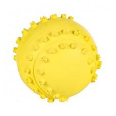 Мяч игольчатый резиновый с пищалкой Trixie 34842 (9 см)