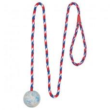 Мяч резиновый на веревке 5 см Trixie 3304