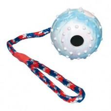 Мяч резиновый на веревке 6 см Trixie 3305