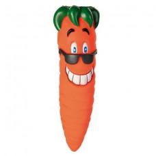 Игрушка Trixie 3398 Морковь виниловая 20 см