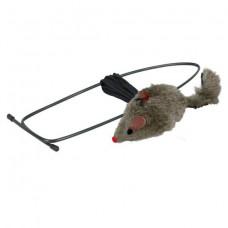 Trixie мышка на резинке в дверной проем Trixie 4065
