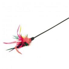 Trixie палочка с перьями 50 см Trixie 4106