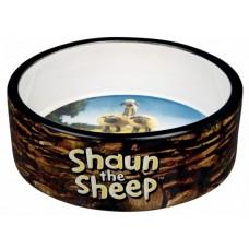 Керамическая миска Trixie Shaun the Sheep