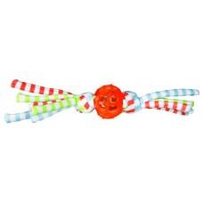 Игрушка для собак Trixie 33530 Мяч резиновый с хвостиками
