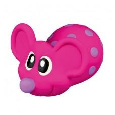 Латексная игрушка для собак Trixie 35170 Мышка с пищалкой