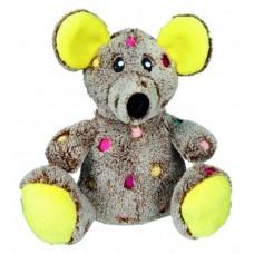 Мягкая игрушка для собак (Мышь в горошек) Trixie 35861