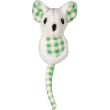 Игрушка для кошек Trixie 45759 Мышь плюшевая с кошачьей мятой