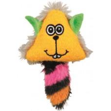Игрушка для кошек Trixie 45814 Animal Face с хвостом
