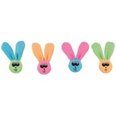 Игрушка для кошек Trixie 45815 Кролик-погремушка