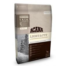 Acana Heritage Light and Fit Сухой корм для собак с избыточным весом