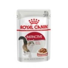 Royal Canin Instinctive (кусочки в соусе)