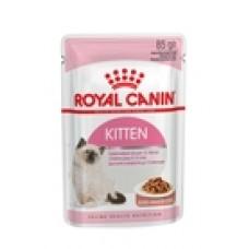 Royal Canin Kitten Instinctive (кусочки в соусе)