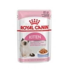 Royal Canin Kitten Instinctive (кусочки в желе)