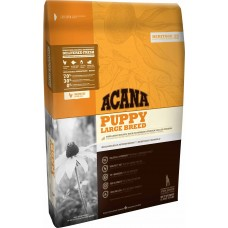 Acana Heritage Puppy Large Breed сухой корм для щенков крупных пород