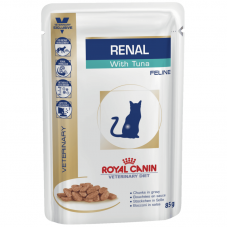 Royal Canin Renal With Beef Feline